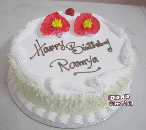 White Forest Cake Delivery Chennai Order Online