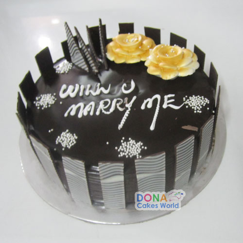 Choco Truffle Cake Delivery Chennai Order Online