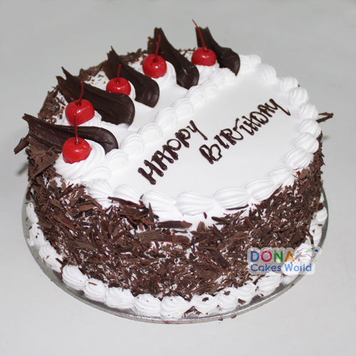 Black Forest Cake Delivery Chennai Order Online