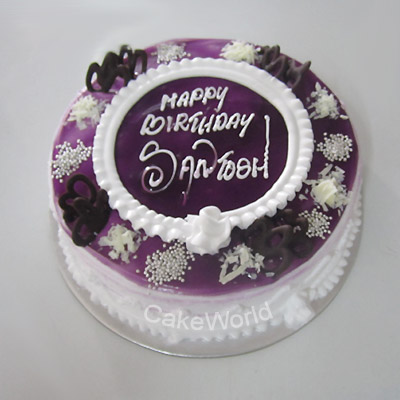 Blueberry Cake Delivery Chennai Order Online