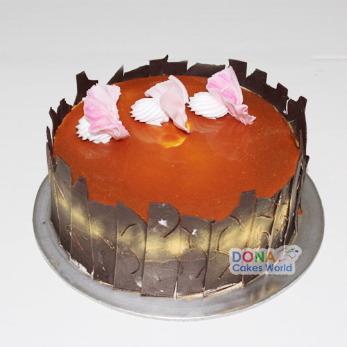 Caramel Cake Delivery Chennai Order Online