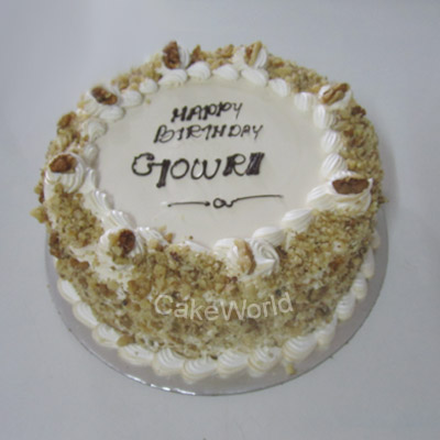 Coffee Walnut Cake Delivery Chennai Order Online