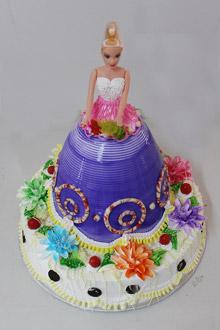 Barbie Birthday Cakes Chennai