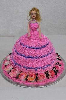 Barbie Cake Order Cake Online Cake Shops In Chennai