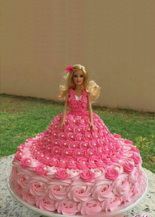 Barbie Cake Order Cake Online Cake Shops In Chennai Cake World